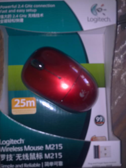 Logitech M215 Wireless Mouse