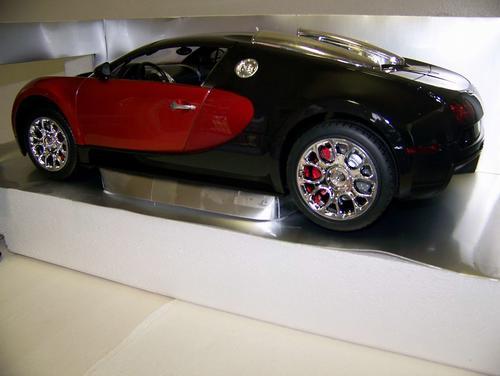 cars - bugatti bgt-2050 radio control scale 1;10 was listed for