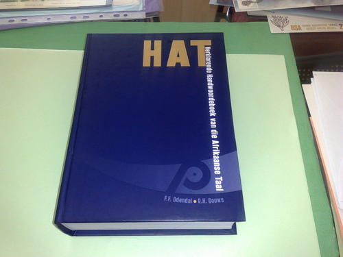 Hat woordeboek pdf download hat woordeboek hat3 was also the first afrikaans dictionary of which the compiler attempted to give a proper explanation of the methods employed and the fandeluxe Choice Image