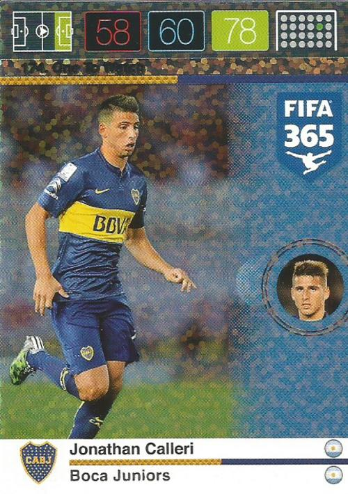 Jonathan Calleri Fifa 16