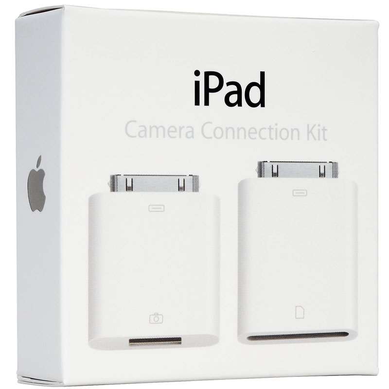 Accessories - Genuine Apple iPad Camera Connection Kit (MC531ZM/A ...