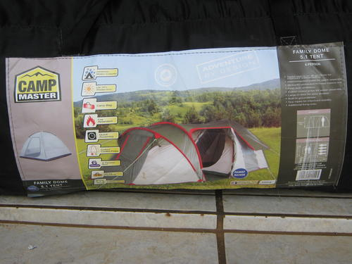 CAMPMASTER FAMILY DOME TENT 5.1 & Tents - CAMPMASTER FAMILY DOME TENT 5.1 was listed for R700.00 on ...