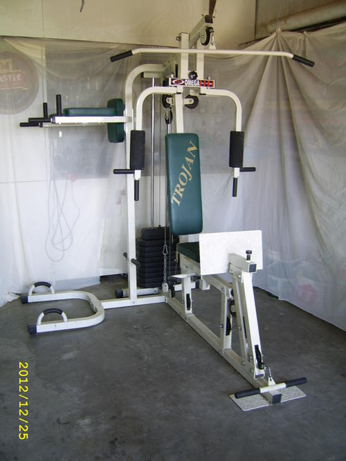 Other strength training equipment trojam omega home gym