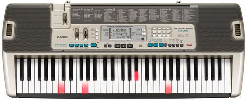 CASIO LK-215 Key Lighting Keyboard + Pedal + Mic + Stand & Piano u0026 Organ - CASIO LK-215 Key Lighting Keyboard + Pedal + Mic + ... azcodes.com
