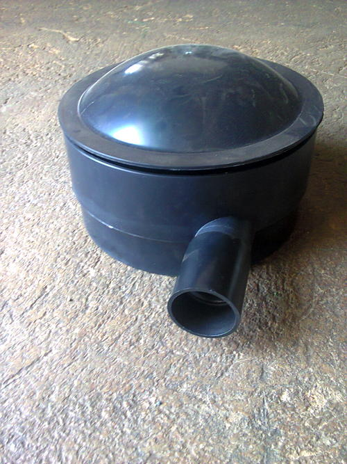 Pumps filters 50mm bottom drain for koi ponds was for Koi pond drain