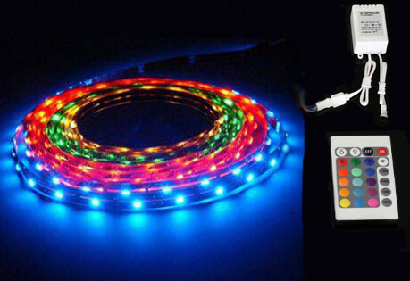 Other electrical supplies led strip lights 5 metre rgb rolls with other electrical supplies led strip lights 5 metre rgb rolls with adapter driver and remote controller collections allowed was listed for r40000 on aloadofball Image collections