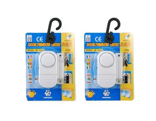 Light Bulbs Door Window Entry Alarm Model Rl 9805 Collections