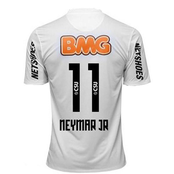 Neymar Santos Nike La Liga El Clasico T-Shirt - Black - Fanatics.com