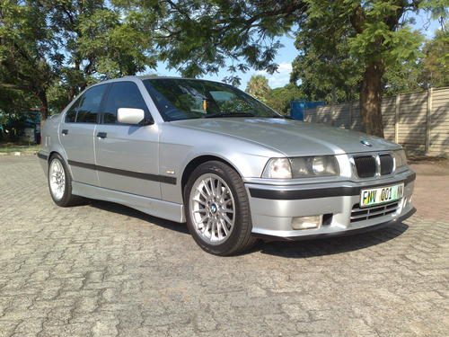 Bmw 3 Series 323i Individual Motorsport E36 Ltd Edition