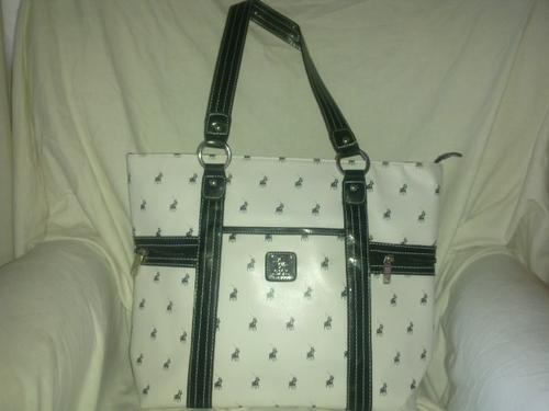 d6b39303b3 Handbags & Bags - Polo Ladies Victor handbag White - Large was sold ...