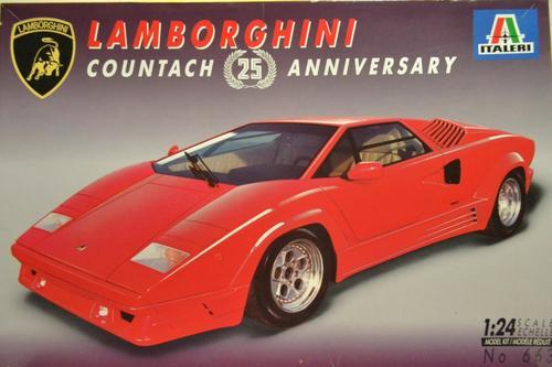 Cars Trucks Lamborghini Countach 25th Anniversary Very Rare 1
