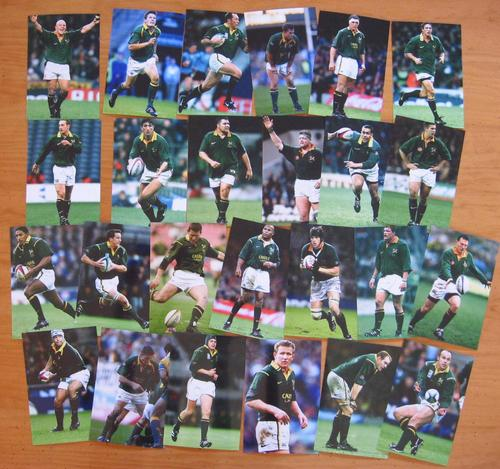 25 Gloss Action Photos Of Former Springbok Rugby