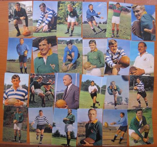 Gloss Postcard Size Photos Of 24 Different Former