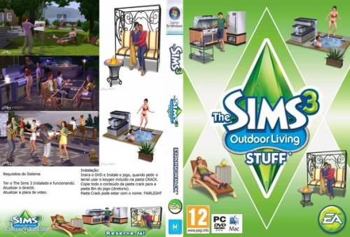 Sims 3 Outdoor Living Stuff Pics