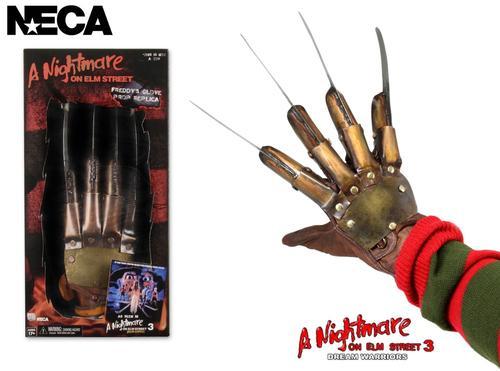 nightmare on elm street 3 dream warriors glove prop