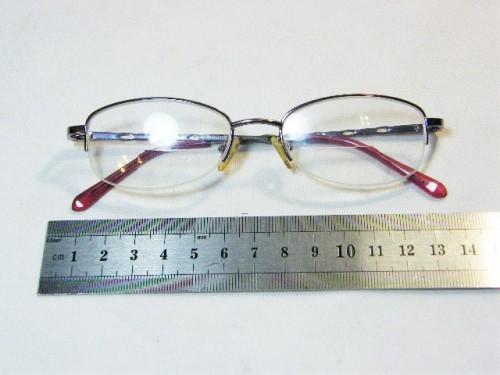 Reading Glasses Frame Size : Eyewear - Sightique reading glasses frame - size 49/17 ...
