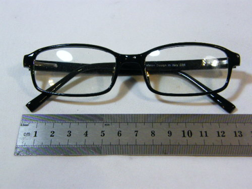 Reading Glasses Frame Size : Eyewear - Vision Design reading glasses frame - size 51/17 ...
