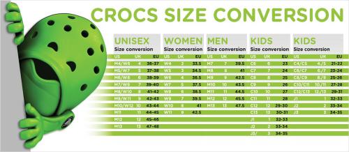 Shoes - Original CROCS - Croc Retro Clog Kids - Size C12/13 - Neon ...