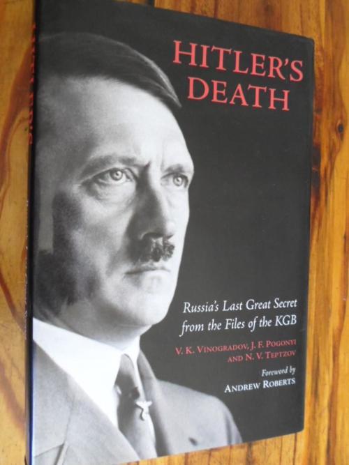 Surviving hitler book report