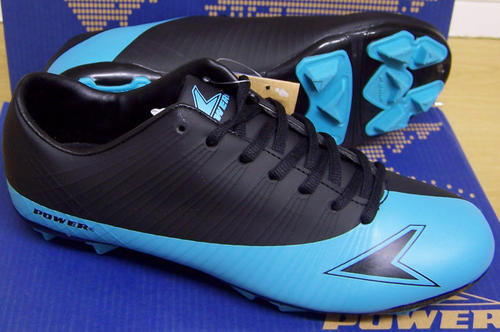 Boots - POWER SOCCER SHOE BLACK TURQUOISE was sold for R199.95 on 25 ... 193afa19626d