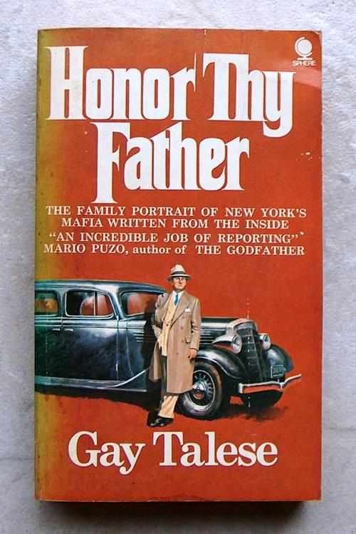 Honor thy father author gay