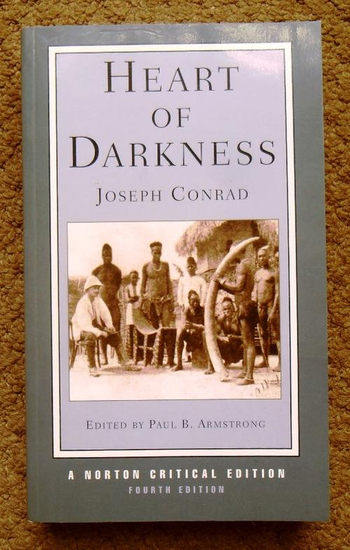 the major theme used in heart of darkness by joseph conrad Ap english iv presentation on four major themes of the heart of darkness by joseph conrad.