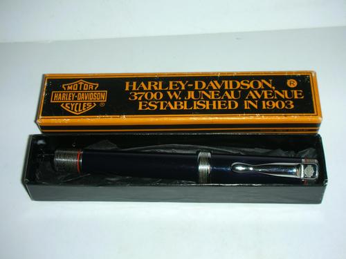 Writing Instruts & Accessories - Waterman Harley Davidson ...