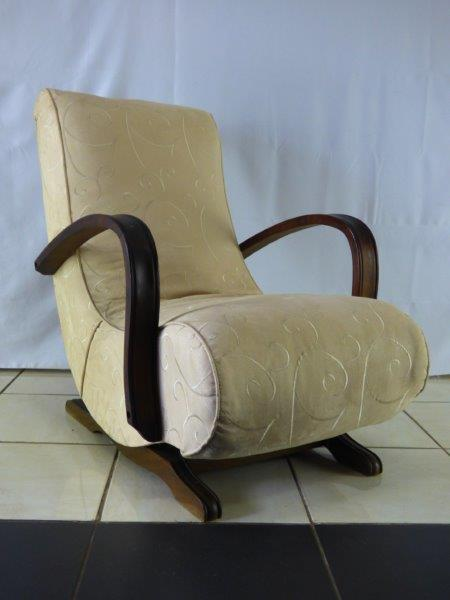 Nice Delightful AN EXQUISITE MECHANICAL BANANA ROCKING CHAIR IN EXCELLENT  CONDITION AWESOME!