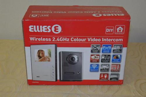 Phenomenal Complete Cctv Systems A Superb New Ellies 2 4Ghz Colour Video Wiring Digital Resources Sapredefiancerspsorg
