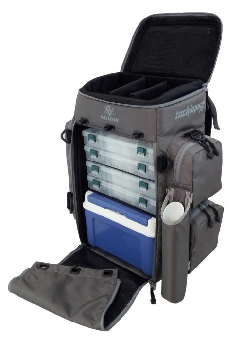 Tackle Storage and Management - Stunm Tacklepack 270 - Fishing Tackle Backpack, Bag - Tackle ...