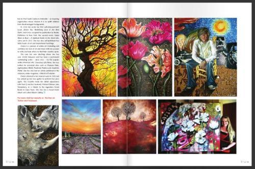 Odyssey Magazine feature - Cherie Roe Dirksen