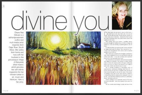 Odyssey Magazine Feature - Cherie Roe Dirksne