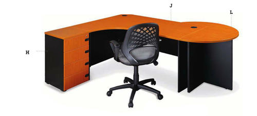 Waltons Office Desk Karo Chair
