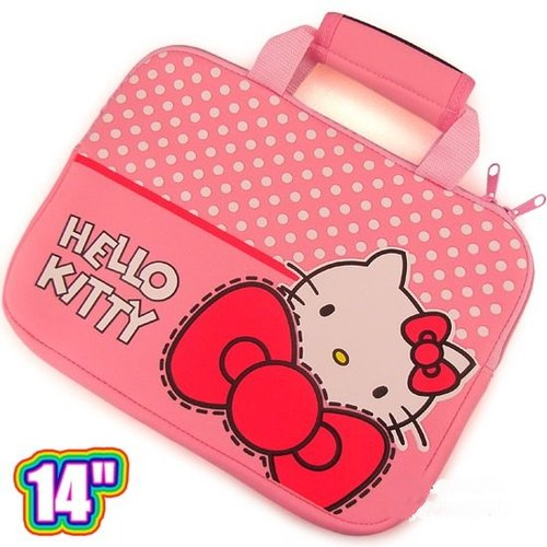Hello kitty laptop