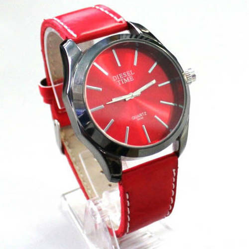Last One - Watch - Classic Red Watch from Diesel Time
