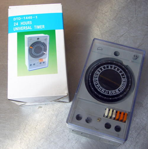 Other Electrical Supplies - Universal Timer Dtd - 1440
