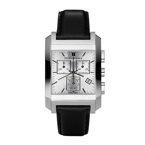 Men S Watches Brand New Mens Burberry Square Face Chronograph W