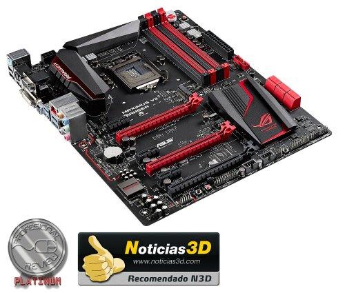 ASUS - MAXIMUS VII(7) RANGER MOTHERBOARD - LGA1150 - INTEL Z97 - 4TH / 5TH  GEN - NAVIDIA /AMD /HD 4K