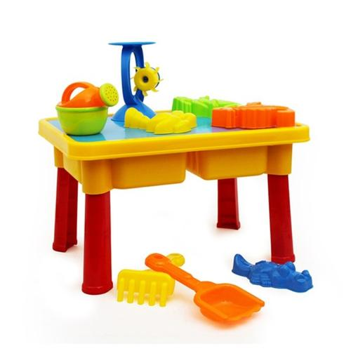 Comes With A Variety Of Accessories. Removeable Cover And Deconstructable  Table!
