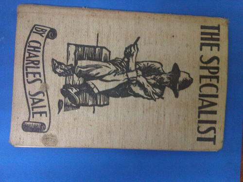 Other Antiquarian Collectable The Specialist By Charles Sale Was