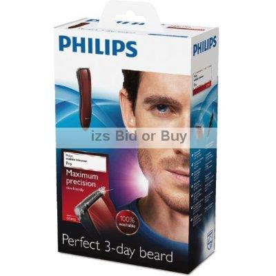 razors shavers epilators philips stubble trimmer pro no reserve. Black Bedroom Furniture Sets. Home Design Ideas