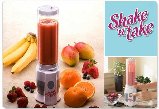 Empty Juice Blender ~ Other small appliances shake n take blender smoothie