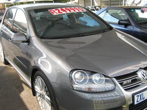 Volkswagen Vw Golf 5 R32 Supreme Deal Was Listed For