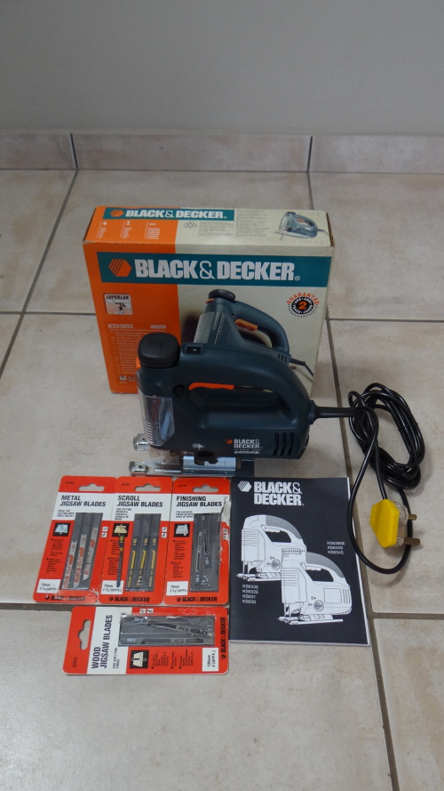 Saws jigsaw black and decker ks638se jigsaw was sold for r23000 jigsaw black and decker ks638se jigsaw greentooth Image collections