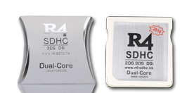 R4i SDHC 2014 Dual Core Smart Revolution for V6 3 3DS/V1 4 5  Dsi/DsiLL/XL/DSL  IN STOCK