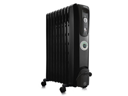 heaters delonghi 9 fin oil filled heater black was listed for r1 on 16 jun at 15 17 by. Black Bedroom Furniture Sets. Home Design Ideas