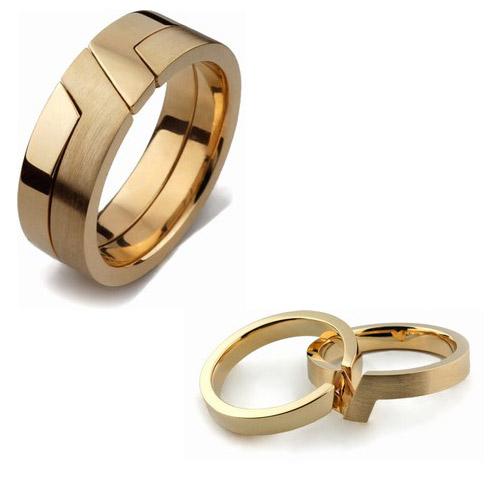 Cool wedding ring ideas
