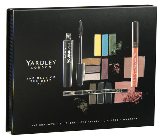 Yardley - The Best of the Best Kit - Limited Edition