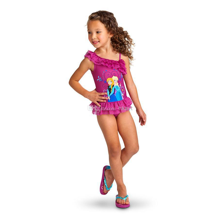 Frozen princess costume swimwear girls  sc 1 st  Bid or Buy & Swimwear - Frozen princess costume swimwear girls was sold for R70 ...