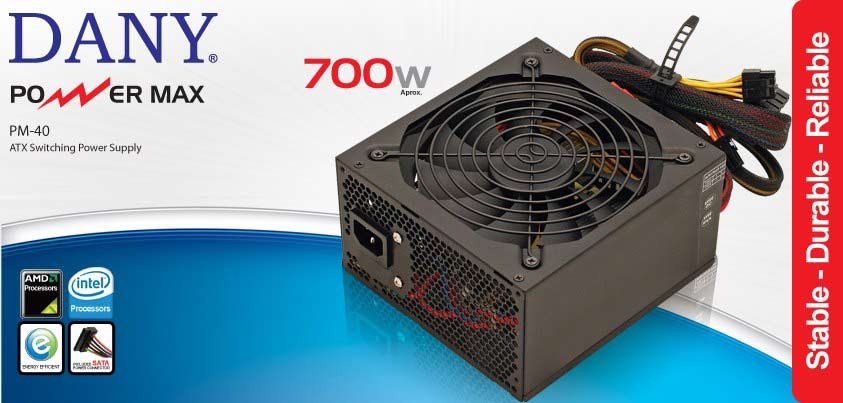 Image result for DANY POWER SUPPLY 700W